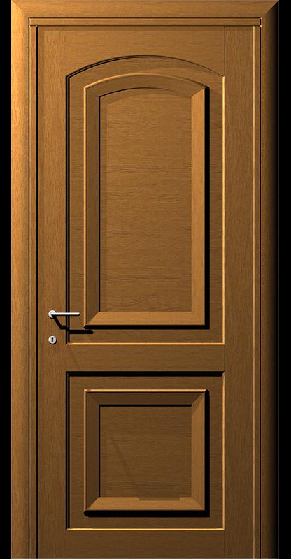 Ușă din lemn boltit – Model 1