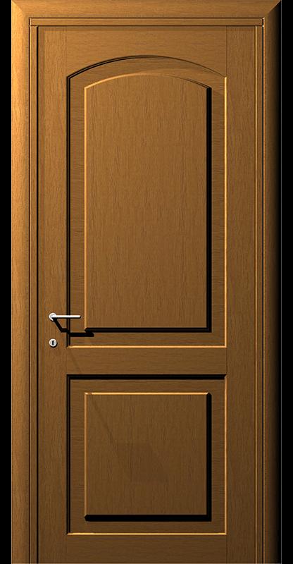 Ușă din lemn boltit – Model 2