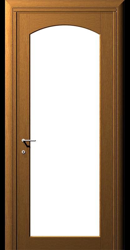 Ușă din lemn boltit – Model 4