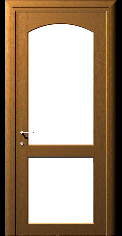 Ușă din lemn boltit – Model 5