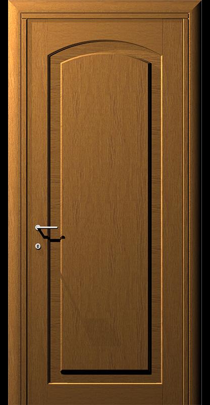 Ușă din lemn boltit – Model 8