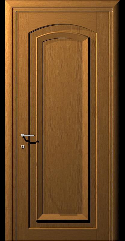 Ușă din lemn boltit – Model 9