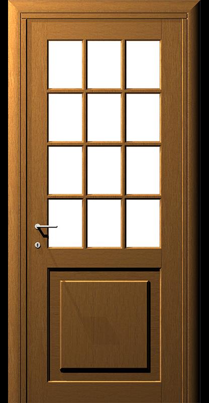 Ușă cu gratii – Model 1