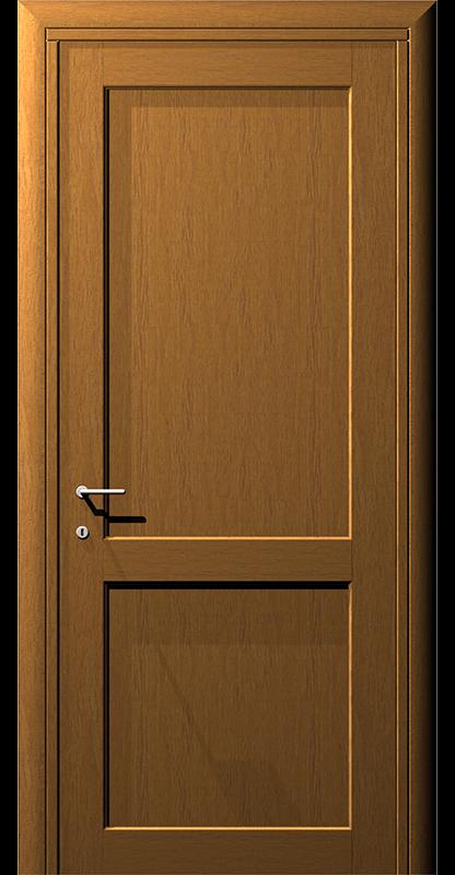 Ușă din lemn casetat – Model 2