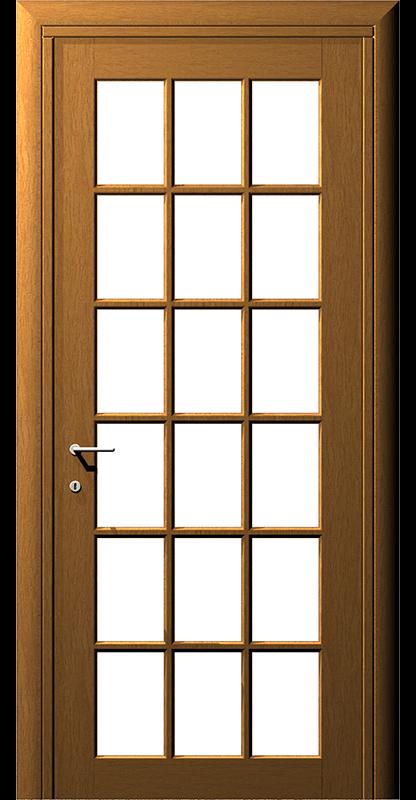 Ușă cu gratii – Model 2