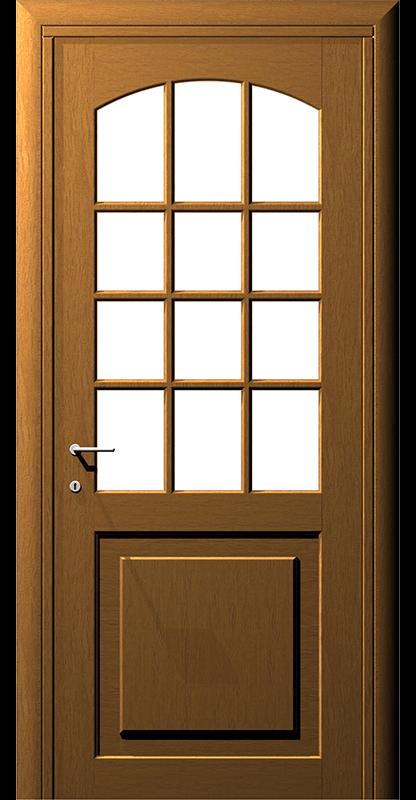Ușă cu gratii – Model 3
