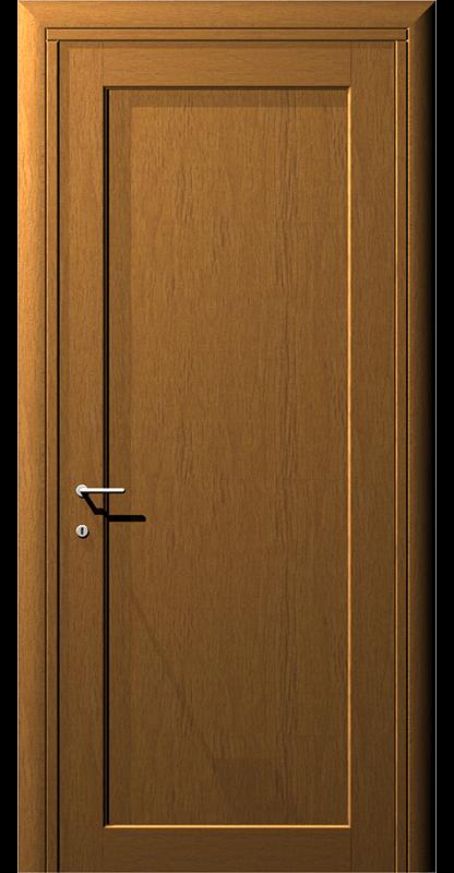 Ușă din lemn casetat – Model 3