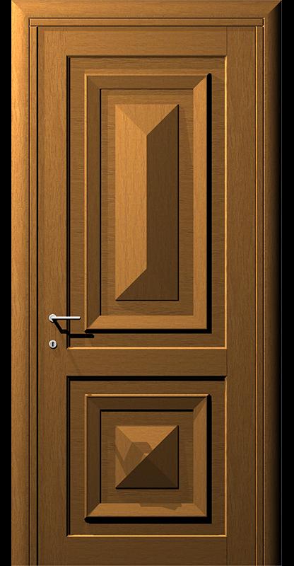 Ușă cu model prismă – Model 1